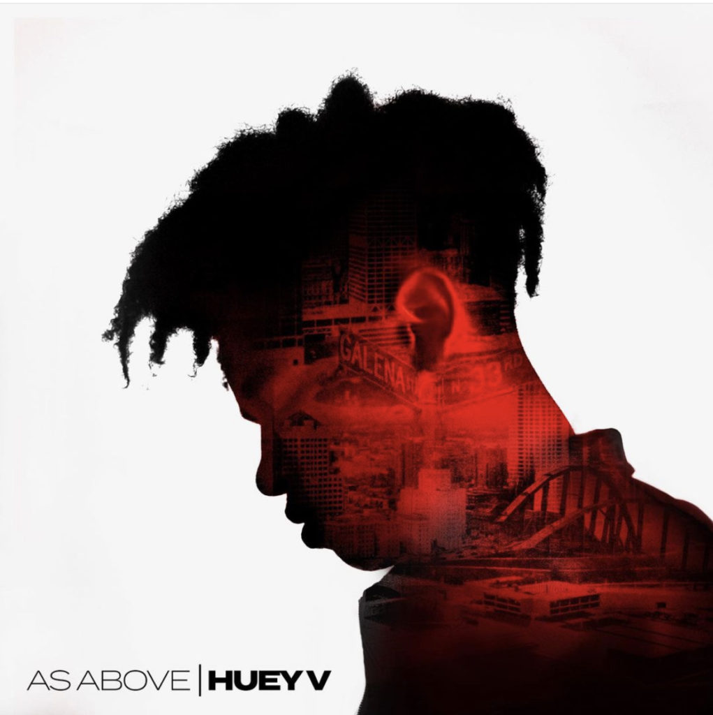 Huey V Puts Milwaukee on The Map With Debut EP 'As Above'