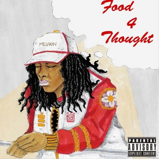Melanin Queen Pat RZL Releases Candid Debut EP 'Food 4 Thought'